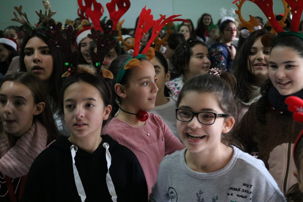 Student Council Christmas Fun Day - St Joseph School Sliema - Senior