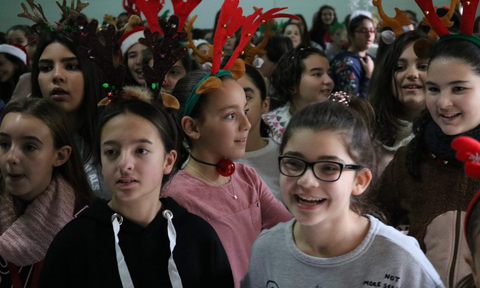 Student Council Christmas Fun Day