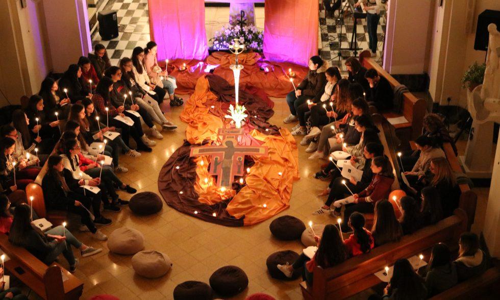 Adoration and Night Vigil