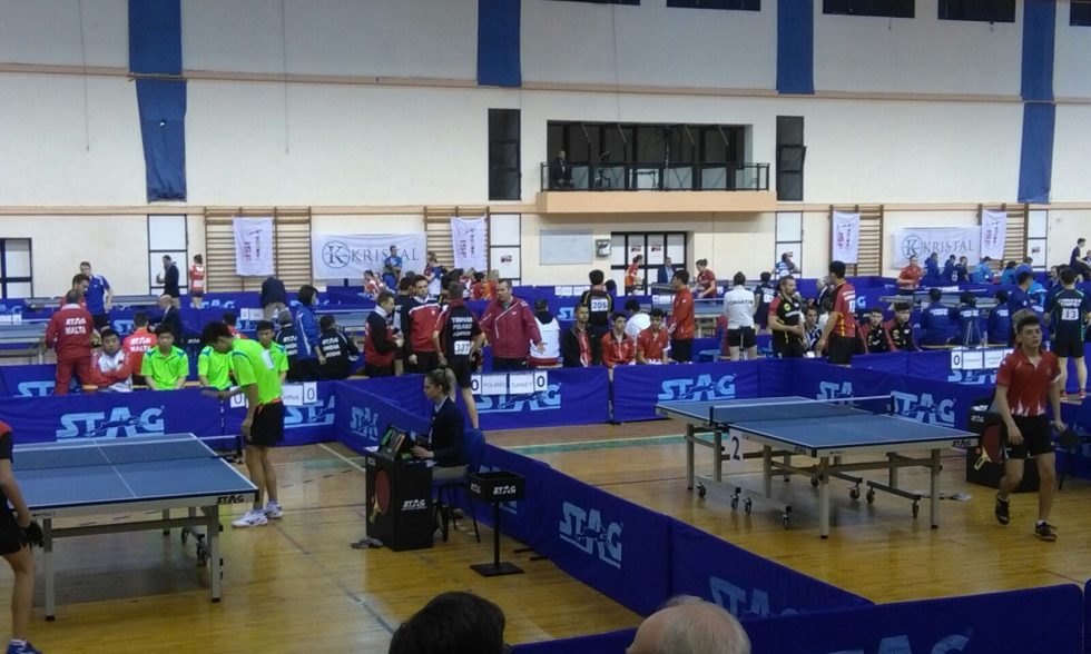 Sports Journalism & The ISF World Schools Table Tennis Championship