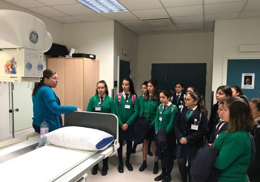 Career Guidance – Mater Dei Hospital Orientation Visit