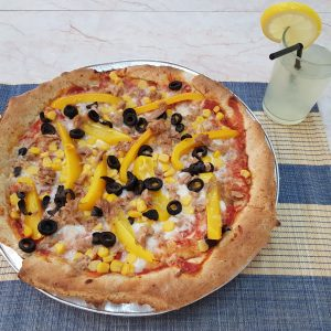Pizza Practical – Home Economics