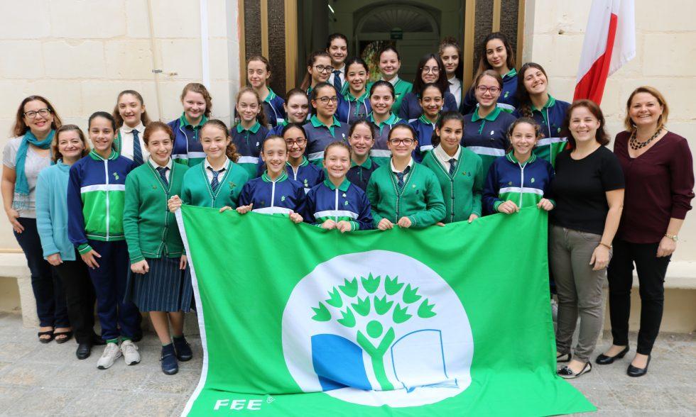 SJS awarded the EkoSkola Green Flag for the fourth consecutive time.