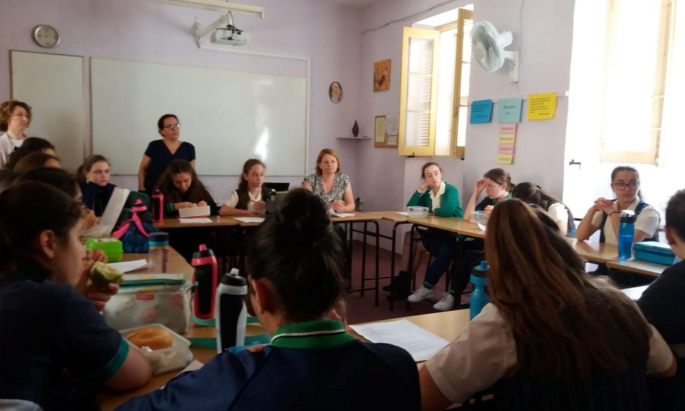 Time for Evaluation – The EkoSkola Committee