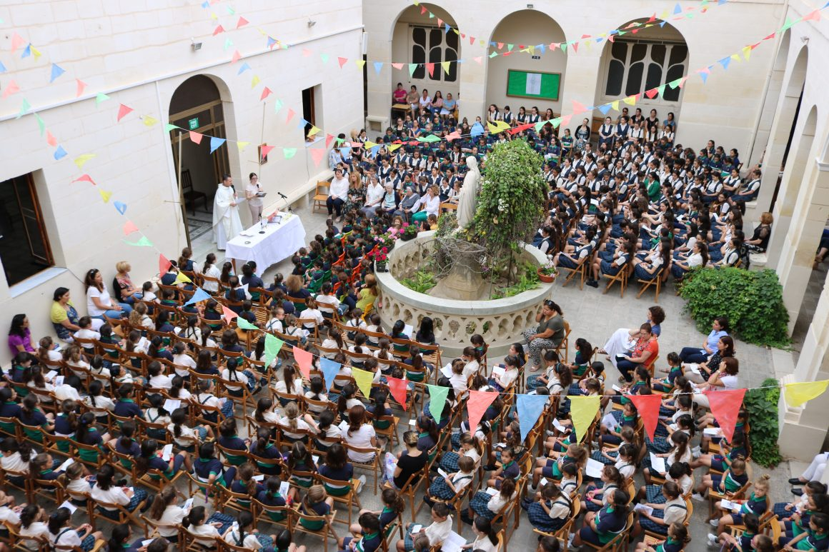 St Emilie Mass and Celebration