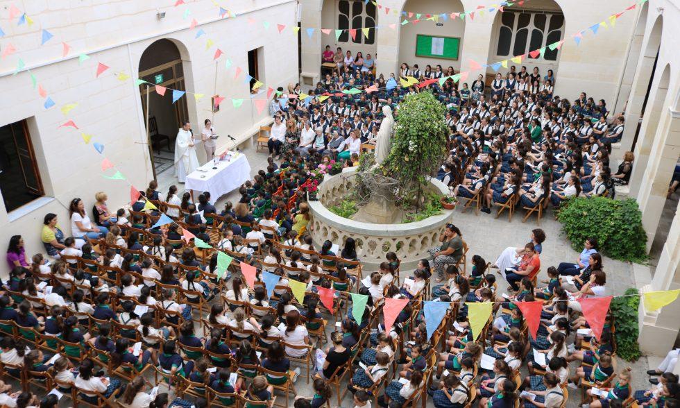 St Emilie Mass and Celebration