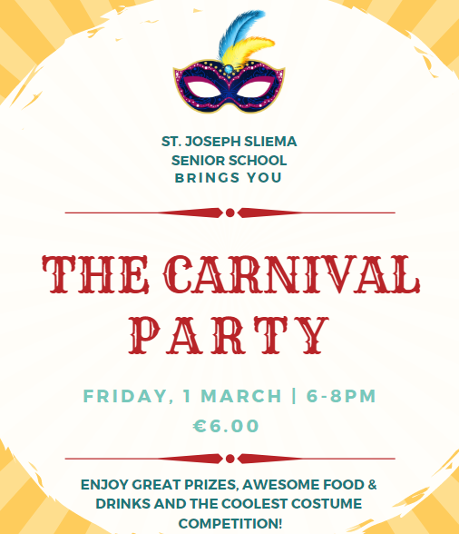 Carnival Party – Senior I & Senior II