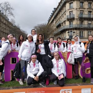 'She Runs' Leadership Program in Paris