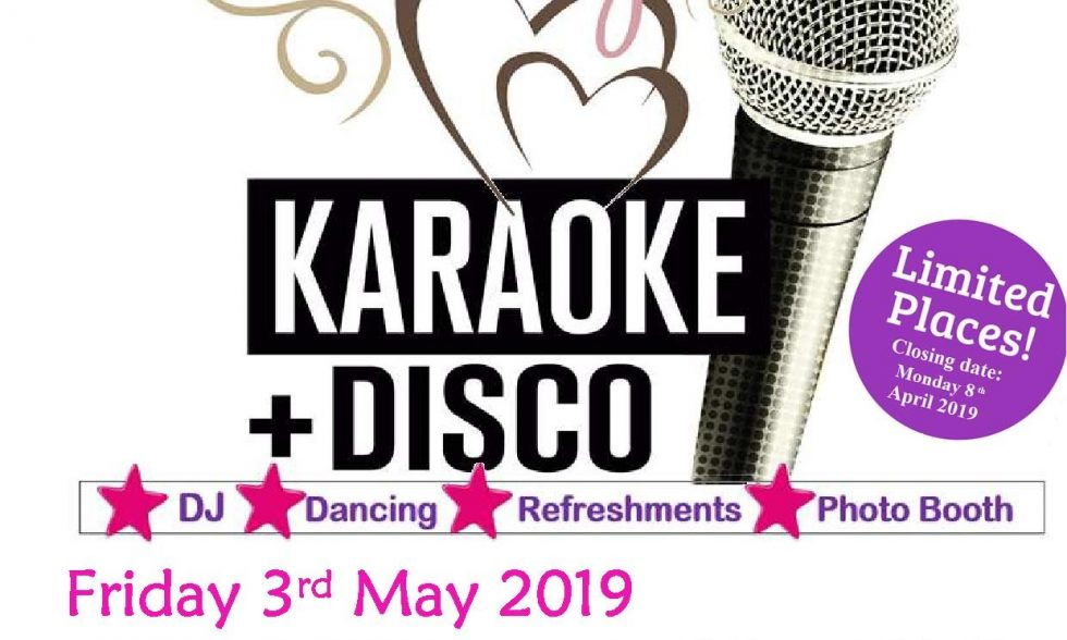 Mummy & Daughter Karaoke Disco Night
