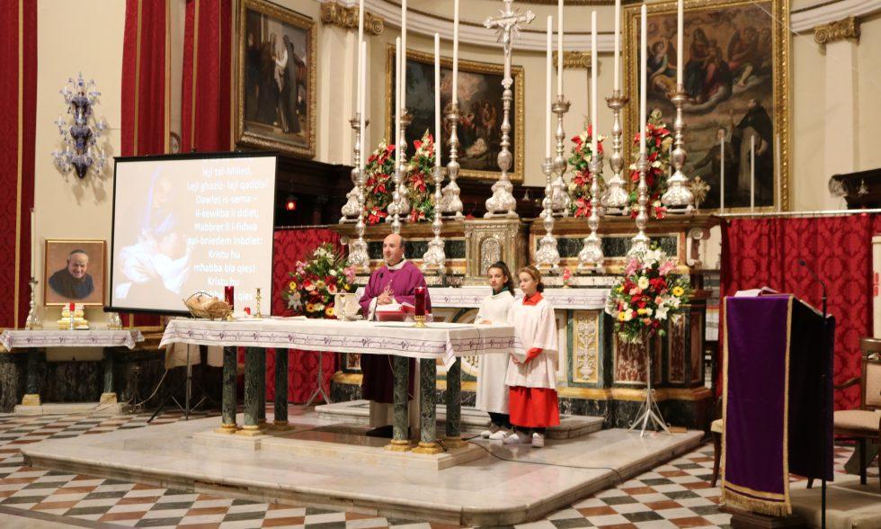 Christmas Celebration and Mass