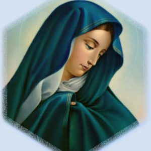 Pray for us, O Mother most Sorrowful