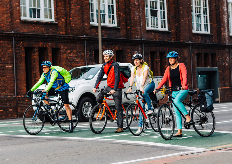 #YRE – Advocating Bicycle Use