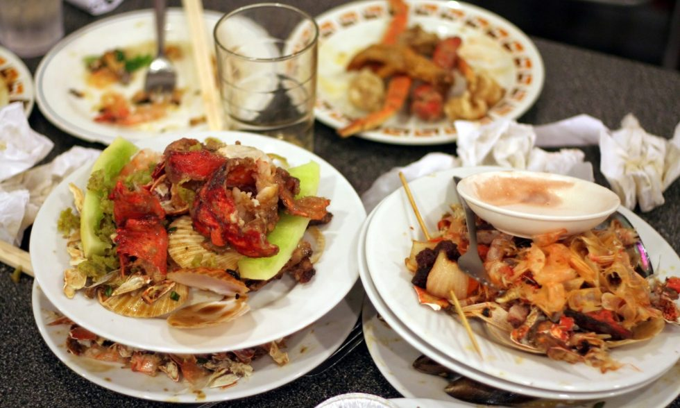 #YRE – Food Waste in Hospitality